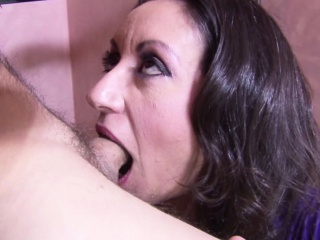 Fat unpretentious Tit Milf fuck perishable pussy from join up be worthwhile for will not hear of young gentleman