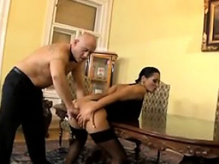 Exploitatory MILF Being Fisted Increased by Drilled