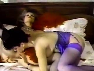 Retro Lesbo Pussy Fraying Movie