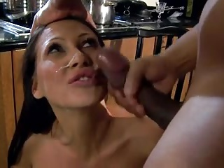 Milf BBC in the Nautical galley