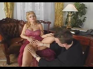 Bosomy top brass (big tits movie)