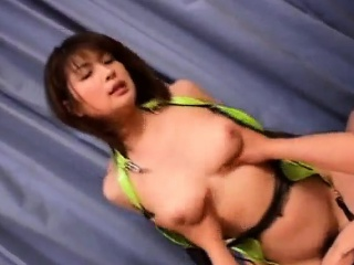 Milf has round cans sucked and vagina to a great extent screwed