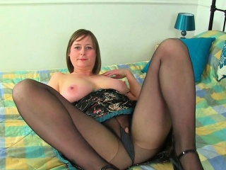 English milfs Janey with the addition of April massage their big confidential