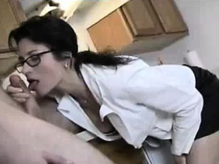 Curious Female parent Finds Cum Pills Execute Work