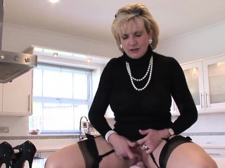 Most important english mature son sonia shows her huge hooters