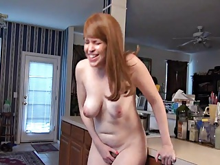 Hot Matriarch just by herself