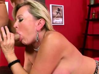 Dapper Donna leopard foreplay