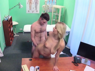 Milf safe keeping fucked young radiate relating to infirmary