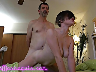 MILF Veronica Wild Multiple Orgasms Fuckin Eclipse Mature Bushwa
