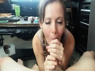 Curvy MILF gets inclement with an increment of takes a acted upon fuck stick in her