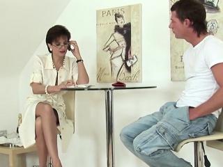 Faithless english matured gill ellis presents her humongous titti