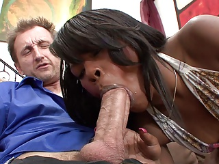 Ebony babe wraps will not hear of lips there stud's throbbing weasel words