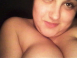 Ellen from 1fuckdatecom - 20 yr old irish italian bbw shows
