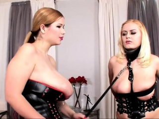 delectable BDSM deception at hand amulet babes
