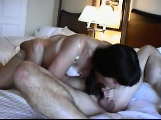 Suitor stylish gets ebriose and gives footjob