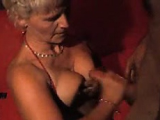 Allyn from onmilfcom - Mature german lass in sexshop
