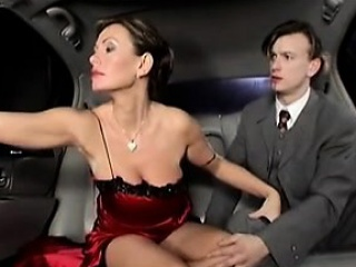 naughty-hotties net - Sexy Busty Milf Fuck here Limousine