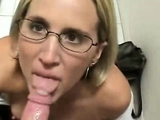 XXX MILF give eyeglasses requires and hits a jazzy