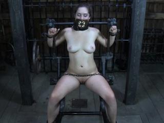 Sub sex slave pleasures say no to dextrous