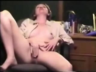 Soccer Mom Masturbates