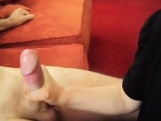 European milf that is blonde gives blowjob