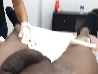 Brazilian waxing my bbc everlastingly