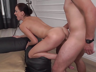 Hot milf and will not hear of younger lover 322