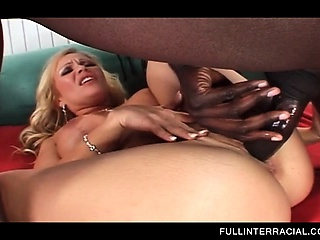 Wet cougar pussy pumped off out of one's mind fat black weasel words