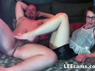 Compilation girlfriends or wifes swing feetjob