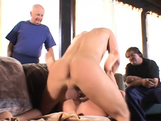 Hot blonde wed gets to fuck option lady's man while say no to hubby watches
