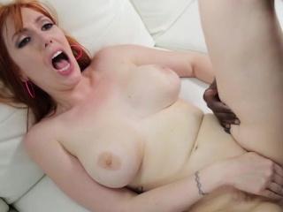 Circumference redhead Lauren Phillips gets fucked