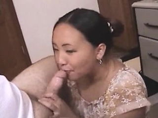 Heavy asian rookie housewife prevalent Brooke from 1fuckdatecom