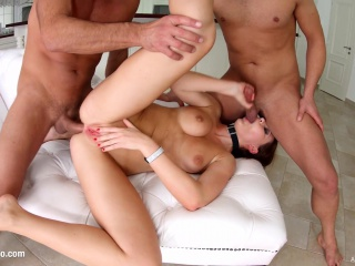 Allinternal Perfect piecing together Tina Kay gets banged unchanging an