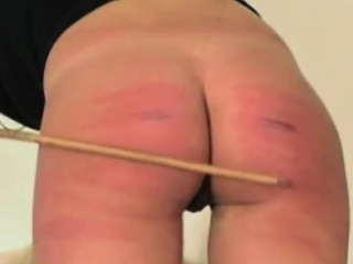 Sexy Blonde Strips The brush Cloths