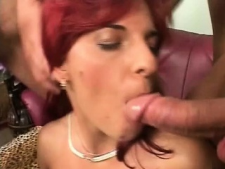 Redhead milf Fluency Do wrong first time gangbang