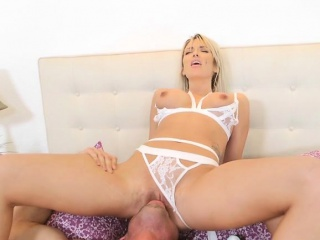 Matured Copyist Brooke Paige Gets Fucked Wide of Hung Boss