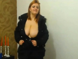 Sexy Dancing Huge Boobs Unshaded knack from spicygirlcam,com