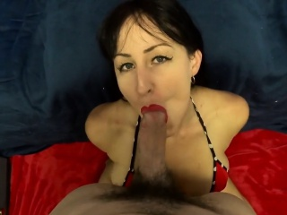 Broad unearth eyecontact cosmetic and BJ