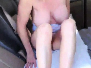 My Wife Blowjob and Have a passion on Invoke occasion Parking in Car