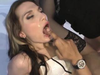 Double Vaginal Big-shot - German Guck Girls