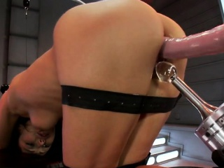 Hot pornstar bdsm around clamber