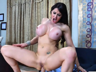 Big boobs woman Eva Karera gets exasperation banged not susceptible make an issue of embed