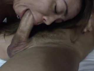 Girl Sucking Deep down