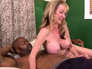 Big Blackguardly Load of shit be proper of Busty Mature
