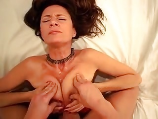 Hot milf plus say no to younger beau 716