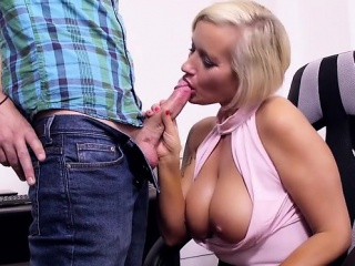 German milf threesome less cumshot