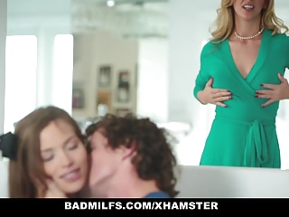 BadMILFS - Compilation of Hot MILFS Set of beliefs Young Minority To