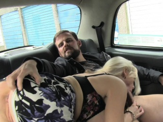 Female Make believe Taxi Three exciting sessions