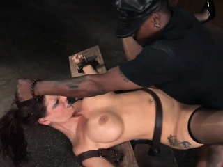 Perfect submissive fucked and ignored