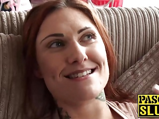 Hot nuisance MILF with permit rubbing her cunt be fitting of Pascal
